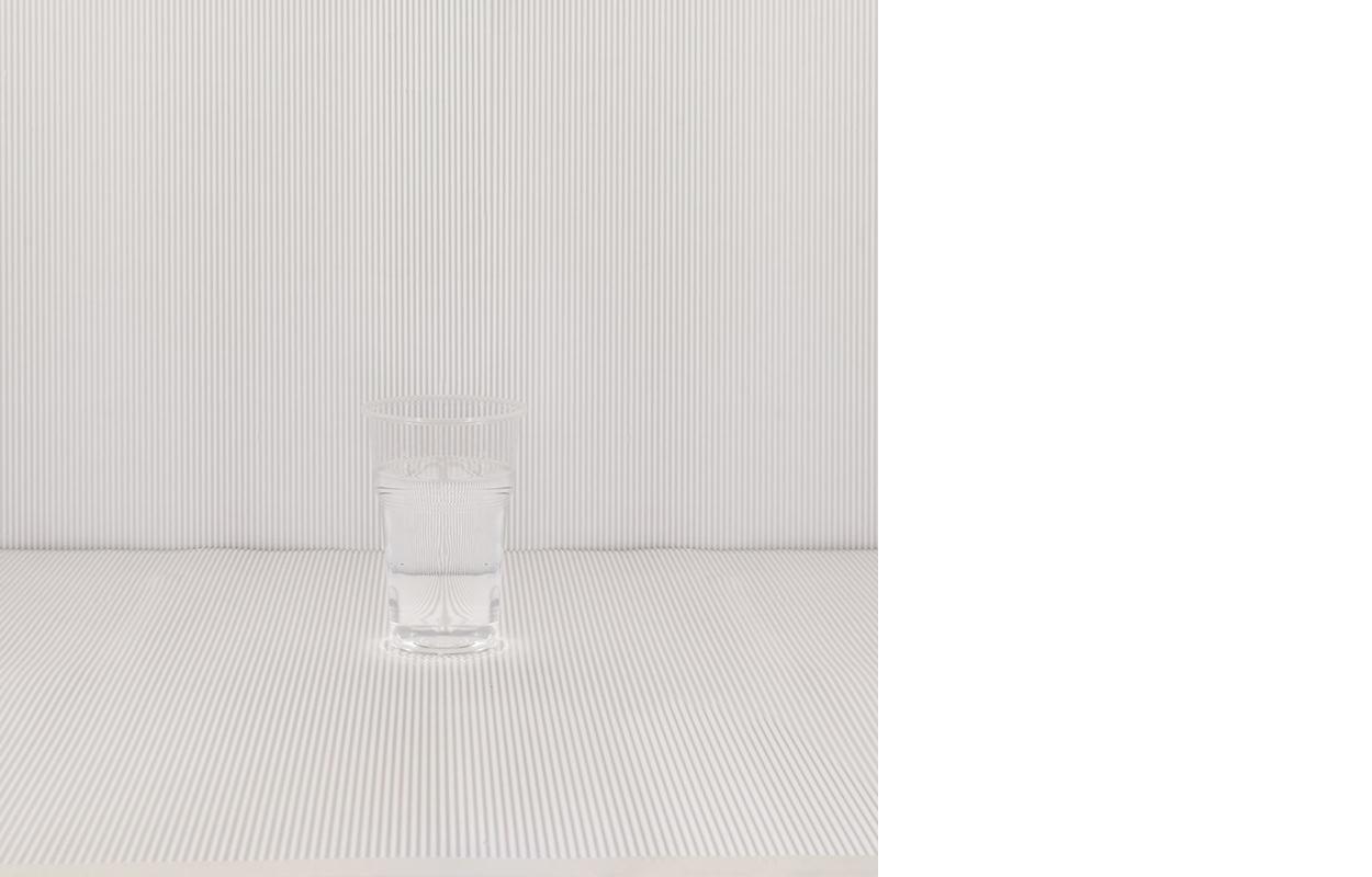 כוס, הדפסה על כרומלוקס, 2018